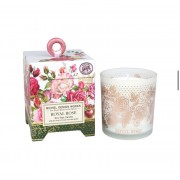 Michel Design Works Royal Rose Soy Wax Candle