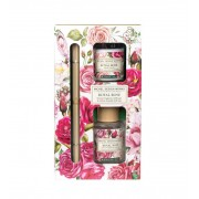 Michel Design Works Royal Rose Diffuser and Votive Candle